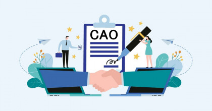 Cao architecten ICT Schoonmaak Accountants Advocaten Reclamebureaus